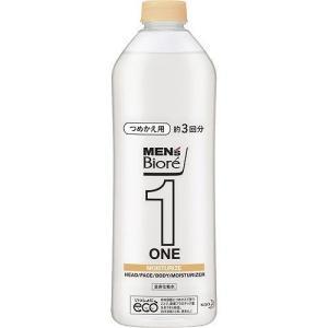 花王 メンズビオレ ONE 全身化粧水スプレー しっとりタイプ つめかえ用レフィル 340mL (全身用化粧水)|viqol