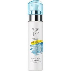 花王 ソフィーナ iP ベースケア セラム 土台美容液 リフレッシュタイプ 90g 限定 (美容液)|viqol