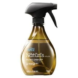 P&G ファブリーズ ナチュリス ミントリーフ&ジュニパーベリーの香り 本体 370mL (除菌・消臭スプレー) viqol