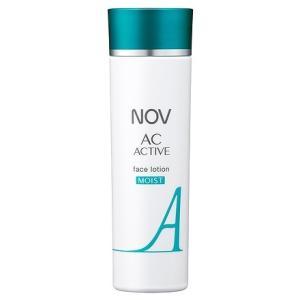 NOV ノブ ACアクティブ フェイスローション モイスト n 135mL 医薬部外品 (化粧水)|viqol