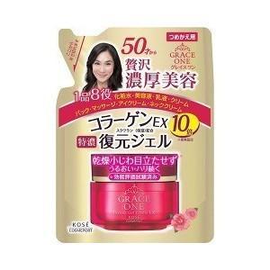 コーセー グレイス ワン 濃潤リペアジェル EX つめかえ用...