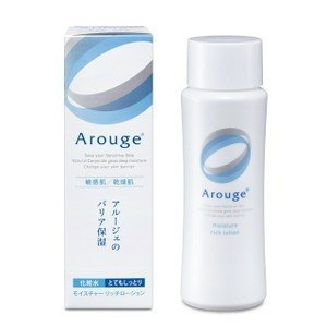 全薬工業 アルージェ モイスチャー リッチローション (とてもしっとり) 120mL (医薬部外品) (化粧水)|viqol