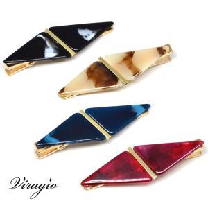 ブランド:Viragio オリジナルブランド   モチーフ大きさ:横6.3cm 縦1.8cm  ヘア...