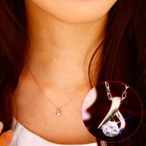 送料無料 天然ダイヤモンド0.10ct ペンダント・ネックレス Pt900プラチナ 天然ダイヤモンド レディース virgindiamond