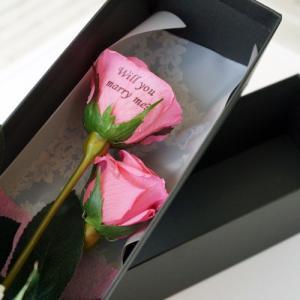 送料無料 サプライズフラワー プリザーブドフラワー ラブローズ枯れずに綺麗なまま届くお花 プレゼントと一緒に サプライズプレゼントを演出レディース|virgindiamond