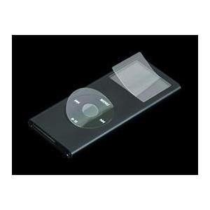 クリスタルフィルムセット for iPod nano(2nd Gen)(PNJ-03)/iPod/iPhone祭/|visavis
