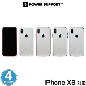 iPhone XS 用 Air jacket Shockproof for iPhone XS 「iPhone XS」に対応したTPUとPCを組み合わせたハイブリッドケース|visavis