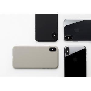 Air jacket for iPhone XS  抜群の装着感を提供 特殊マイクロドット加工|visavis|04