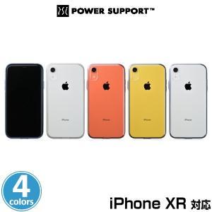 iPhone XR 用 Air jacket Shockproof for iPhone XR 「iPhone XR」に対応したTPUとPCを組み合わせたハイブリッドケース|visavis