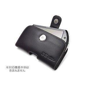 PDAIR レザーケース for PSP go ポーチタイプ|visavis