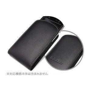 PDAIR レザーケース for PSP go バーティカルポーチタイプ|visavis
