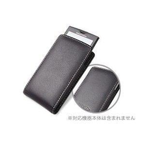 スマホケース PDAIR レザーケース for XPERIA SO-01B バーティカルポーチタイプ|visavis