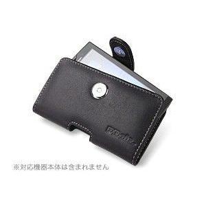 スマホケース PDAIR レザーケース for XPERIA SO-01B ポーチタイプ|visavis
