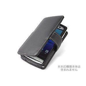 PDAIR レザーケース for XPERIA SO-01B 横開きタイプ|visavis