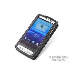 PDAIR レザーケース for XPERIA SO-01B スリーブタイプ|visavis