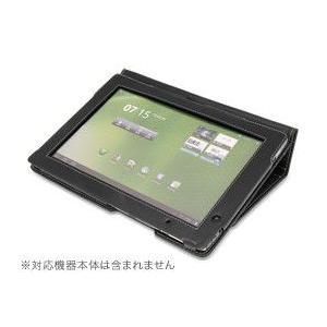 PDAIR レザーケース for Iconia Tab A500 横開きタイプVer.1|visavis