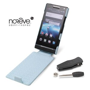 スマホケース Noreve Perpetual Selection レザーケース for Xperia NX SO-02D|visavis