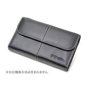 PDAIR レザーケース for ニンテンドー New 3DS LL/3DS LL ビジネスタイプ