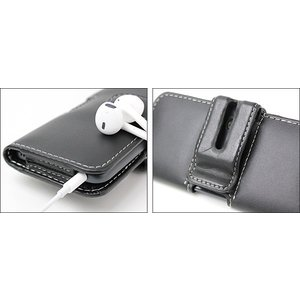 PDAIR レザーケース for iPod touch(7th gen./ 6th gen./5th gen.) ポーチタイプ!】 レザー ケース ポーチ|visavis|03