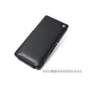 スマホケース エクスペリア Z Noreve Perpetual Selection レザーケース for Xperia Z SO-02E|visavis
