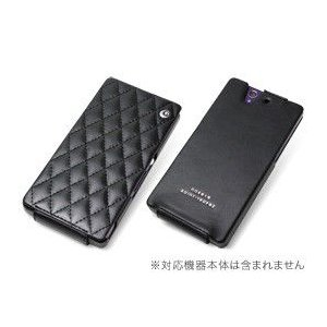スマホケース エクスペリア Z Noreve Perpetual Couture Selection レザーケース for Xperia Z SO-02E|visavis