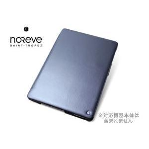 Noreve Perpetual Selection レザーケース for GALAXY Tab S 10.5 横開きタイプ(スタンド機能付)(ブラック) 【送料無料】 横型 高級 ケース レザー 本革 本皮|visavis
