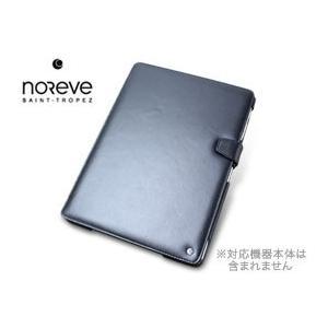 Noreve Perpetual Selection レザーケース for GALAXY Tab S 10.5 横開きタイプ(背面スタンド機能付)(ブラック) 【送料無料】 横型 高級 ケース レザー 本皮|visavis