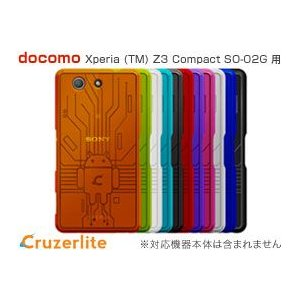 Cruzerlite Bugdroid Circuit Case for Xperia (TM) Z3 Compact SO-02G /代引き不可/|visavis