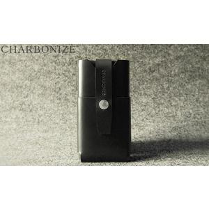 【送料無料】Charbonize レザー ウォレットタイプケース for iPhone 6 Plus(ブラック)プラス(5.5インチ)|visavis|02