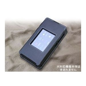 PDAIR レザーケース for Pocket WiFi 305ZT/304ZT/303ZT スリーブタイプ|visavis