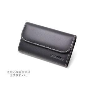 PDAIR レザーケース for Newニンテンドー3DS ビジネスタイプ|visavis