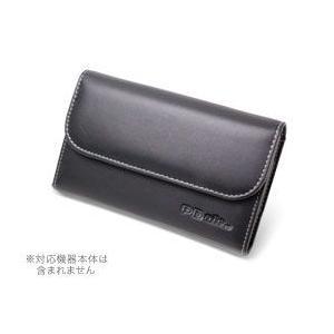 PDAIR レザーケース for Newニンテンドー3DS LL ビジネスタイプ