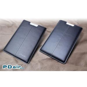 送料無料 ARROWS Tab F-03G 専用 PDAIR レザーケース ポーチタイプ visavis
