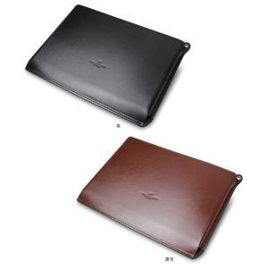 丑や レザーケース for MacBook 12インチ|visavis|02