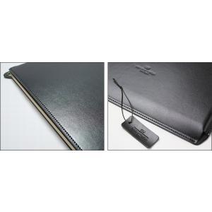丑や レザーケース for MacBook 12インチ|visavis|03