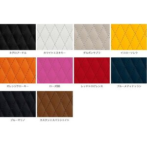 Noreve Tentation Tropezienne Couture Selection レザーケース for Xperia (TM) Z4 SO-03G/SOV31/402SO 横開きタイプ 【送料無料】 横開き ケース レザー 本皮|visavis|02