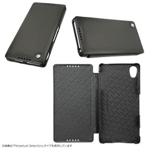 Noreve Tentation Tropezienne Couture Selection レザーケース for Xperia (TM) Z4 SO-03G/SOV31/402SO 横開きタイプ 【送料無料】 横開き ケース レザー 本皮|visavis|03