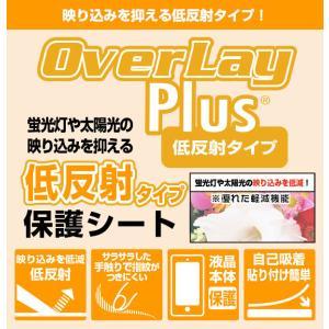 ポメラ DM200 用 液晶保護フィルム OverLay Plus for ポメラ DM200 /代引き不可/ 送料無料 保護 フィルム シート シール アンチグレア 低反射|visavis|02