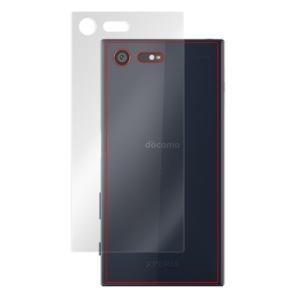 Xperia X Compact SO-02J  用 裏面用保護シート 保護フィルム OverLay Plus for Xperia X Compact SO-02J 裏面用保護シート /代引き不可/ 裏面 保護 低反射 visavis 03