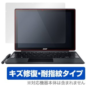 Acer Switch Alpha 12 (SA5-271P) 用 液晶保護フィルム OverLay Magic for Acer Switch Alpha 12 (SA5-271P) /代引き不可/ 送料無料 液晶 保護 キズ修復|visavis