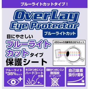 UN-10T7 用 液晶保護フィルム OverLay Eye Protector for プライベート・ビエラ UN-10T7 /代引き不可/ 送料無料|visavis|02