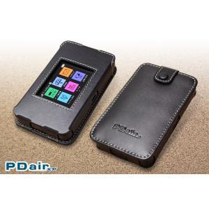 603HW / 601HW 用  PDAIR レザーケース for Pocket WiFi 603HW / 601HW スリーブタイプ 【送料無料】高級 本革 本皮 ケース|visavis|05