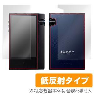 Astell & Kern AK70 MK II 用 液晶保護フィルム OverLay Plus for Astell & Kern AK70 MK II『表面・背面セット』 /代引き不可/ 送料無料 保護 低反射 visavis