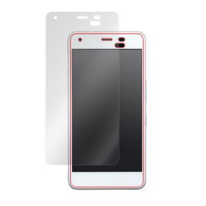 DIGNO J / Android One S4 用 保護 フィルム OverLay Plus for DIGNO J / Android One S4 /代引き不可/ 低反射|visavis|03