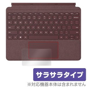 Surface Go 用 トラックパッド 保護 フィルム OverLay Protector for...