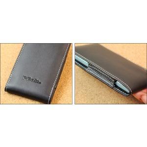 スマホケース Xperia XZ1 Compact SO-02K 用 PDAIR レザーケース for Xperia XZ1 Compact SO-02K バーティカルポーチタイプ 【送料無料】 ポーチ型 高級|visavis|04