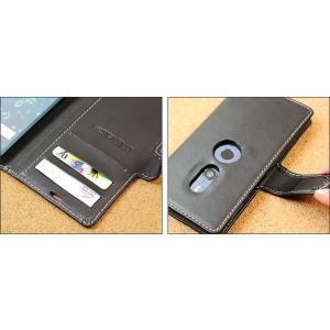 Xperia XZ2 SO-03K / SOV37 用 PDAIR レザーケース 横開きタイプ 【送料無料】 手帳型 ケース エクスペリア エックスゼット2 visavis 05