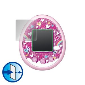 Tamagotchi meets(たまごっちみーつ) 用 保護 フィルム OverLay Eye Protector for Tamagotchi meets(たまごっちみーつ) (2枚組)  液晶 保護 目にやさしい ブル visavis 03