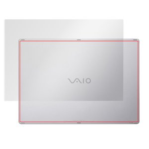 VAIO Z Canvas (VJZ12A1) キーボード 用 背面 保護 フィルム OverLay Brilliant for VAIO Z Canvas (VJZ12A1) キーボード背面保護フィルム 背面 保護 フィルム|visavis|03