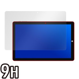 CHUWI Hi10 Air 用 保護 フィルム OverLay 9H Plus for CHUWI Hi10 Air  低反射 9H 高硬度 映りこみを低減する低反射タイプ チューイー ハイ10 エアー visavis 03